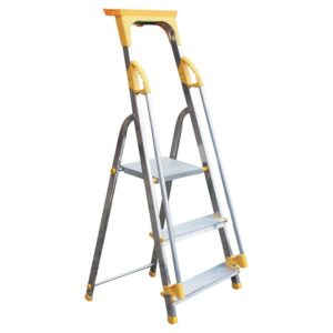 Aluminium Safety Platform Steps 6 tread