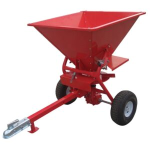 Ball hitch Towable vehicle Salt Spreader