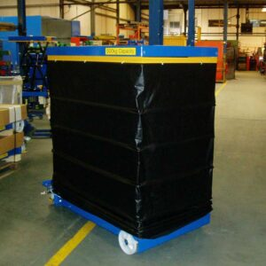 Bellow Skirt For SC-500-D-M/E and SC-800-D-M/E Scissor Lift Tables