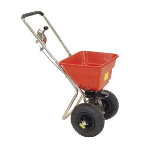 Broadcast 36kg Salt Spreader with Spinner