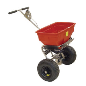 Broadcast 57kg Salt Spreader with Spinner