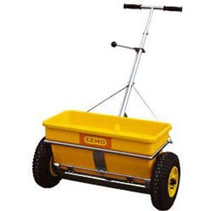 Cemo KS35E Drop Salt Spreader - 35 litre Capacity