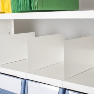 Delta Plus Shelving Slot-In Dividers 362 h x 195 w