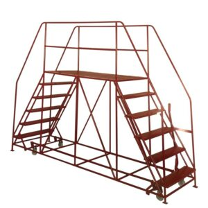 Double Side Access Platforms 1.6m platform 9 Step 2286 high
