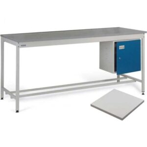 ESD Workbench with Lamstat Worktop 1200w x 900d