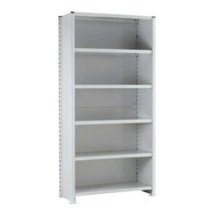 Euro Shelving Fully Clad Bay - 6 shelf Extension 1800h x 1000w x 450d