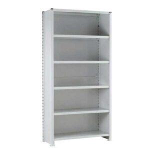 Euro Shelving Fully Clad Bay - 6 shelf Starter 1800h x 1000w x 600d