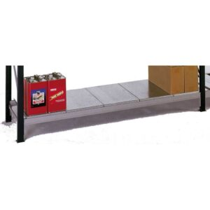 Extra Galvanised Shelf Level for Longspan Shelving 2400 x 750