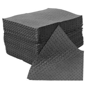 General Purpose Absorbent Spill Pads - Pack 100 - 500mm x 400mm