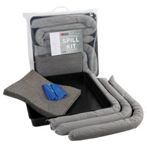 General purpose Spill Kits with drip tray 50 litre