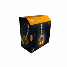 Gioteck TX-20 Stereo Retro Headset PS4