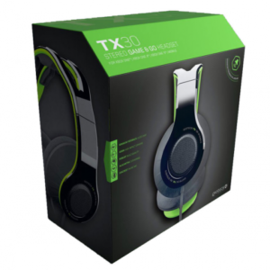 Gioteck TX-30 Stereo Gaming & Go Headset