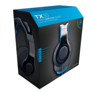 Gioteck TX-30 Stereo Gaming & Go Headset PS4