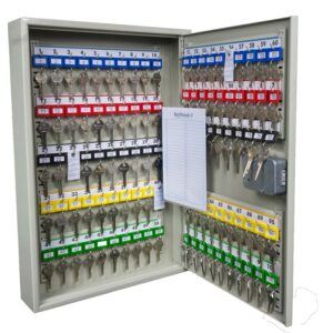 H/D Key Security Cabinets 500 key capacity