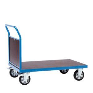 Heavy Duty Platform Trolley Single Panel End - 1000 x 700mm