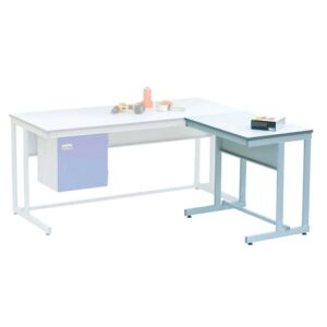 Laminate Top Cantilever Extension Workbench 900w x 600d