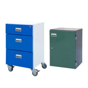 Mobile 3 Drawers 685 high for BA/BC/BE/BQ Workbenches