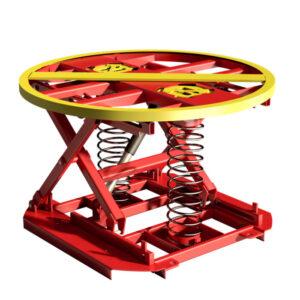 Pal-Pallet Level Loader Table 2,000kg capacity