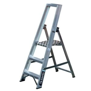 Professional EN131 Platform Step Ladder - 6 Tread