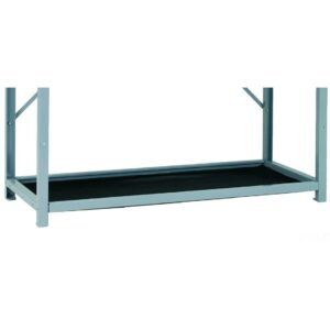 Rubber Base Shelf for use with Premier workbenches 2000x700