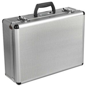 Sealey Aluminium Tool Case with Square Edges