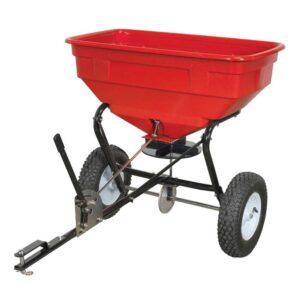 Sealey SPB57T Broadcast Salt Spreader 57kg Tow Behind