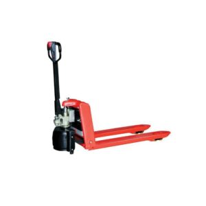 Semi-Electric Pallet Truck - 560 x 1150mm forks