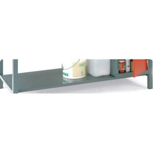 Steel Lower Shelf for Engineers Workbenches for 1800w x 900d bench