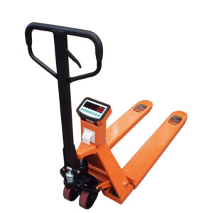 Weighing Pallet Truck With Printer