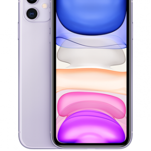 Apple iPhone 11 128GB Purple at £19 on Red with Entertainment (24 Month contract) with Unlimited mins & texts; 24GB of 5G data. £62 a month.
