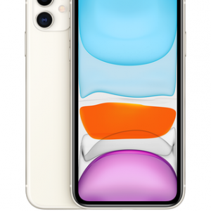 Apple iPhone 11 128GB White at £19 on Unlimited (24 Month contract) with Unlimited mins & texts; Unlimited 5G data. £62 a month.
