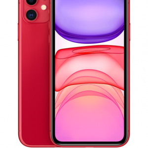 Apple iPhone 11 64GB (PRODUCT) RED at £69 on Red (24 Month contract) with Unlimited mins & texts; 2GB of 4G data. £42 a month.