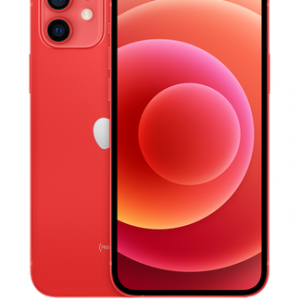 Apple iPhone 12 5G 64GB (PRODUCT) RED at £49 on Red with Entertainment (24 Month contract) with Unlimited mins & texts; 24GB of 5G data. £66 a month.