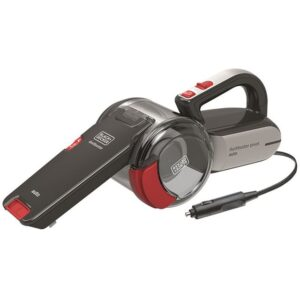 Black & Decker PV1200AV Dustbuster® Pivot® Car Vacuum 12V