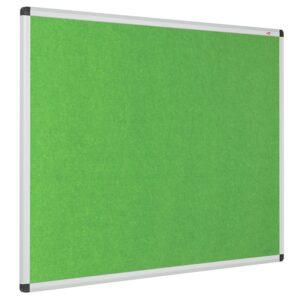 Eco-Colour Aluminium Framed Resist-a-Flame Boards - 1200 x 1500mm