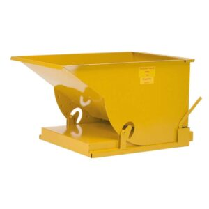 Forklift Tipping Eco-Skips - 1 cubic m - 1250kg capacity