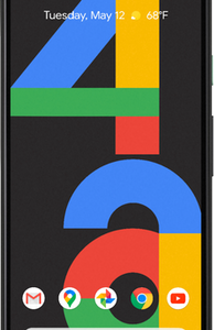 Google Pixel 4a 5G 128GB Just Black at £29 on Red (24 Month contract) with Unlimited mins & texts; 24GB of 5G data. £39 a month.