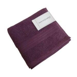 Hamilton McBride Hand Towel Purple