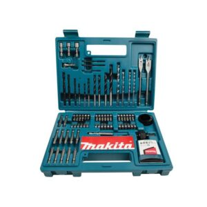"Makita ""B-53811 Drill & Screwdriver Bit Accessory Set, 100 Piece"""
