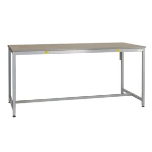 Manufacturing Square Tube Workbenches, Lino top, 840 x 1800 x 750