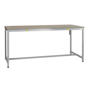 Manufacturing Square Tube Workbenches, Veneer top, 840 x 1500 x 750