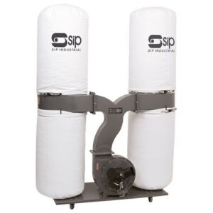 SIP 01956 3HP 4-Bag Dust Collector