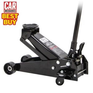 SIP 03676 3 Ton Quick-Lift Trolley Jack