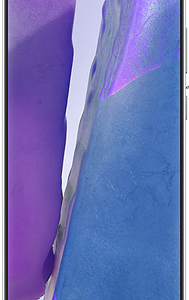 Samsung Galaxy Note20 5G 256GB Mystic Grey at £29 on Unlimited Lite (24 Month contract) with Unlimited mins & texts; Unlimited 5G data. £66 a month.