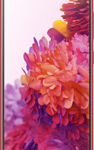 Samsung Galaxy S20 FE 5G 128GB Red at £29 on Unlimited with Entertainment (24 Month contract) with Unlimited mins & texts; Unlimited 5G data. £69 a month.