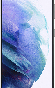 Samsung Galaxy S21 5G 128GB Phantom White at £28 on Red (24 Month contract) with Unlimited mins & texts; 100GB of 5G data. £59 a month. Includes: Samsung Galaxy Earbuds Live (Black).