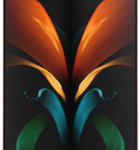Samsung Galaxy Z Fold2 5G 256GB Mystic Bronze at £299 on Unlimited Max (24 Month contract) with Unlimited mins & texts; Unlimited 5G data. £99 a month.