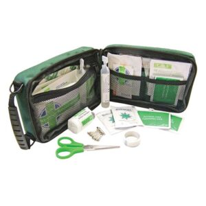 Scan Household & Burns First Aid Kit, 45 Piece