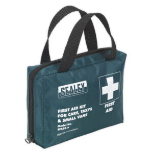 Sealey Sealey SFA02S First Aid Kit For Cars Taxis & Small Vans