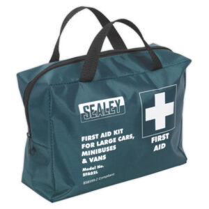 Sealey Sealey SFA02S First Aid Kit For Minbuses and Coaches